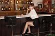 お客を食い物にするガールズバーの女の子 栄倉彩