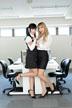 オフィスラバーズ ~新入女子社員を調教する女上司~ ルナ 須藤なこ