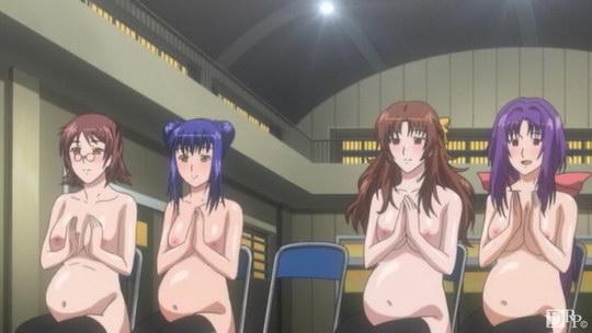 学園anime:01 あんたって本当に最低の屑だわ!