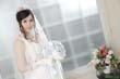 美月アンジェリアがぼくのお嫁さん ~ウェディングドレスに透けた美乳~